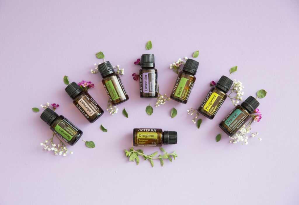 huiles essentielles dōTERRA